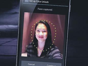 Idea № 285. Pronto se podría desbloquear el smartphone o la tableta haciendo mímica facial