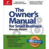 Libro: La biblia para el negocio pequeño, de Rhonda Abrams