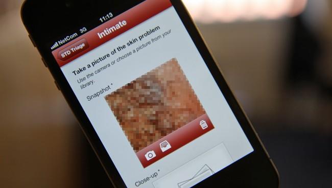 """Идея № 11. STD Triage """"APP"""": мобильное приложение которое подсказывает есть ли у Вас сексуальное заболевание"""