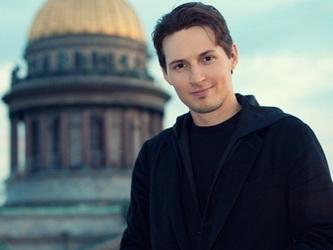 Pável Durov, el fundador y CEO de la red social rusa VKontakte