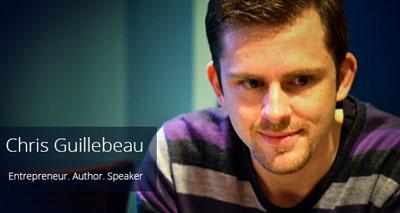 Libro de Chris Guillebeau: Crear su propio negocio con 100$
