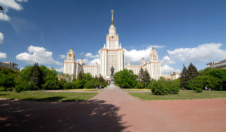 Las 10 mejores universidades de Rusia