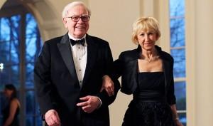 Los valores familiares de Warren Buffett: cómo educar correctamente a los hijos