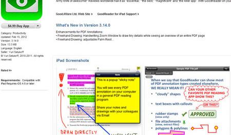 Idea № 539. Yuri Selukioff, el desarrollador de la aplicación GoodReader para iPad