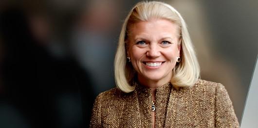 Las reglas de negocio de la Presidenta y Consejera Delegada de IBM, Virginia Rometty