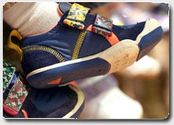Idea № 533. Sneakers: las zapatillas ortopédicas para niños que se pueden desarrollar conforme crecen