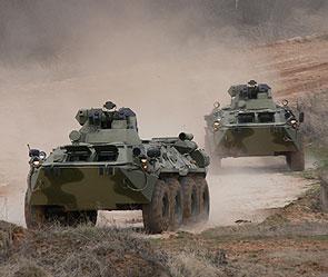 BTR-82A: uno de los vehículos blindados de transporte más avanzados del mundo