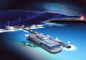Rusia pondrá en marcha la primera central nuclear flotante del mundo en 2019