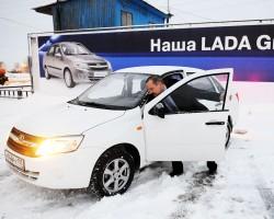 Lada Granta: el automóvil más vendido en Rusia en 2013