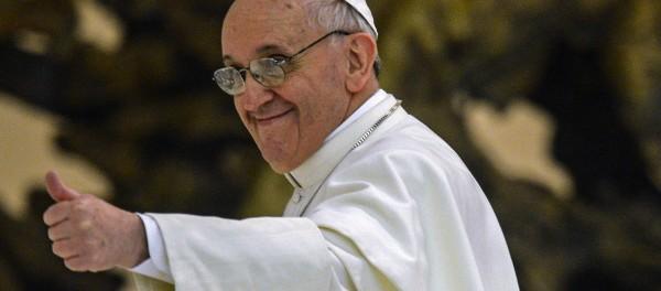 """Algunos pensamientos del Papa Francisco y los 11 gráficos del """"Capitalismo salvaje"""""""