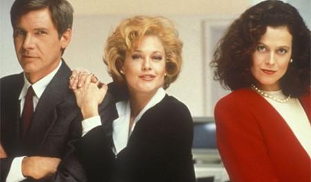 """Las 10 frases sobre las ambiciones de la película """"La chica trabajadora"""""""