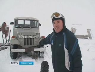 Idea № 588. Piotr Grigóriev, el jubilado ruso de 70 años que tiene su propia estación de esquí