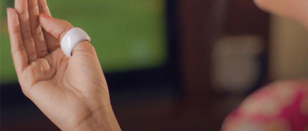 Idea 618. Fin: el anillo controlador de gestos