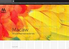 Идея № 13. Macaw: умный веб-дизайн для начинающих (и не только!)