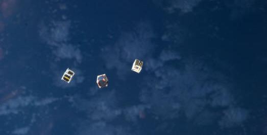 Muy pronto: Internet gratis desde el espacio para todo el mundo