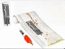 Idea 602. Talltape: el medidor de estatura portátil creado por Camilla Warren