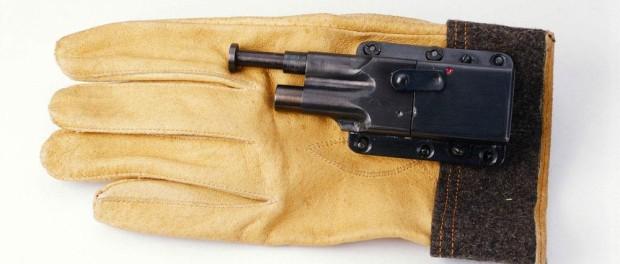 5 tipos de armas de espionaje