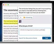 Idea № 699. Factlink de Google Chrome: servicio web para los aficionados a dejar comentarios