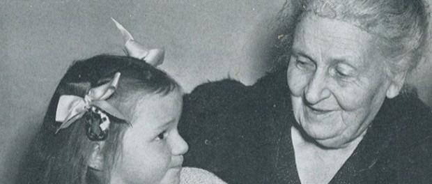 Los 19 mandamientos de María Montessori para padres