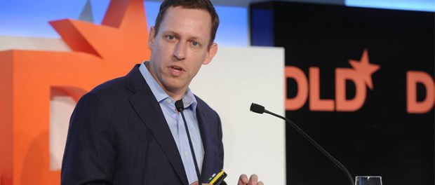 23 principios de Peter Thiel, fundador de Founders Fund