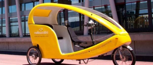 Idea № 709. Mellowcabs: empresa de taxis gratuitos para dar publicidad