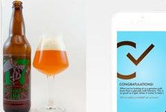 Idea №765. Craft Check: la aplicación móvil para detectar cerveza falsa