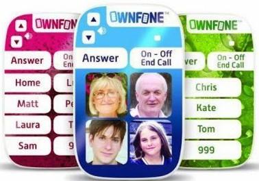 Idea № 729. OwnFone: el primer teléfono para personas invidentes y con deficiencias de la visión