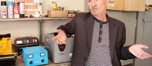 Idea № 712. Musa Alisultanov, el inventor de una minicentral eléctrica autónoma