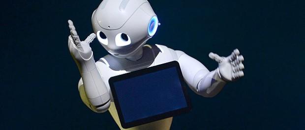 Idea № 726. Pepper: el robot japonés que es capaz de entender emociones