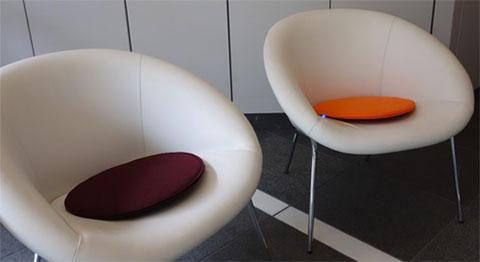 Idea № 740. Smart Cushion: el cojín super inteligente para no permanecer sentado mucho tiempo