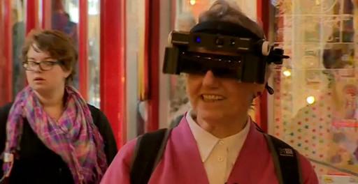 """Idea № 741. Científicos británicos inventan """"gafas inteligentes"""" para personas de visión muy débil"""