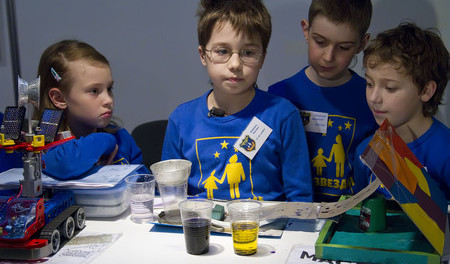 22 inventos hechos por niños