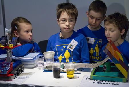 inventos hechos por ninos de primaria