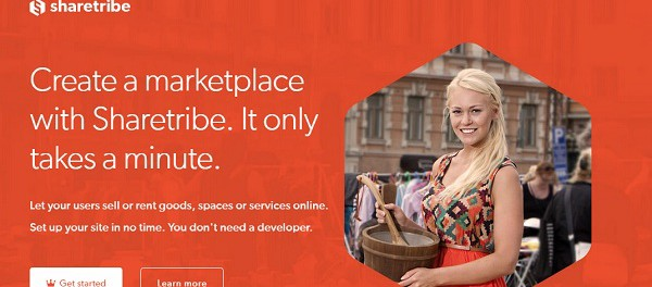 Idea № 941. Sharetribe: la plataforma para crear su tienda virtual en 48 segundos