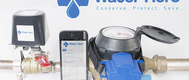 Idea № 960. Water Hero: el sistema automático de detección de fugas de agua
